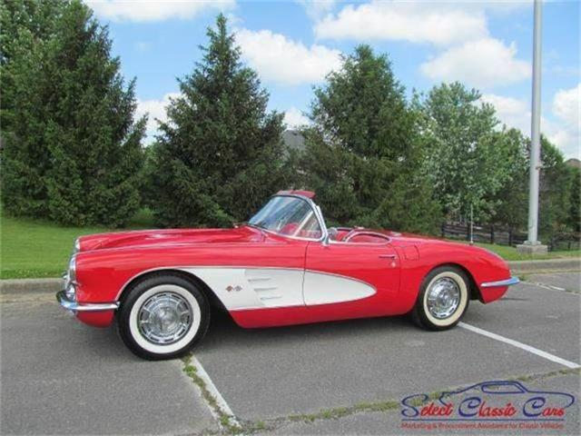 1959 Chevrolet Corvette | 866701