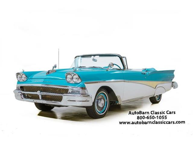 1958 Ford Fairlane 500 | 866725