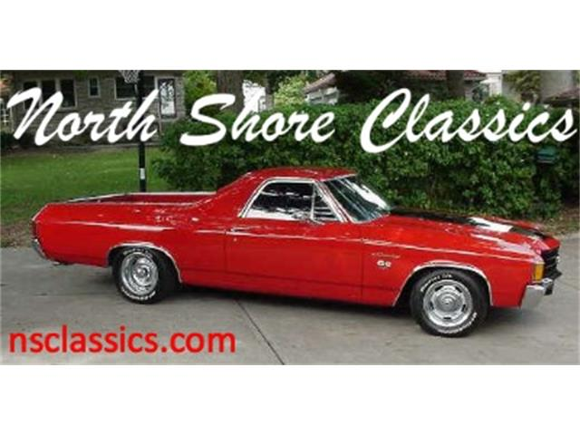 1972 Chevrolet El Camino For Sale On Classiccars Com 24