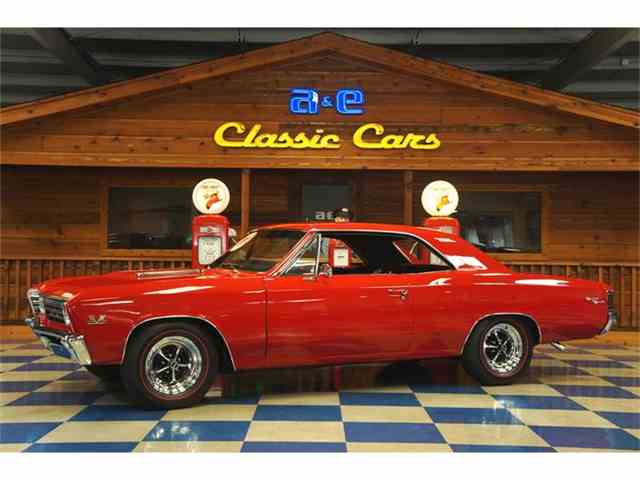 1967 Chevrolet Chevelle | 866781