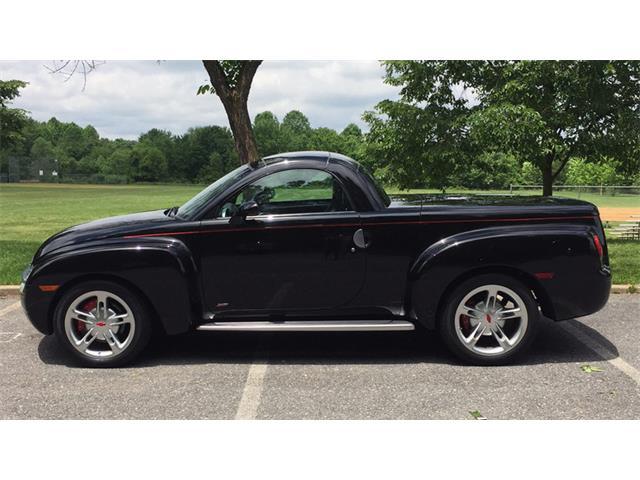 2003 Chevrolet SSR | 866902