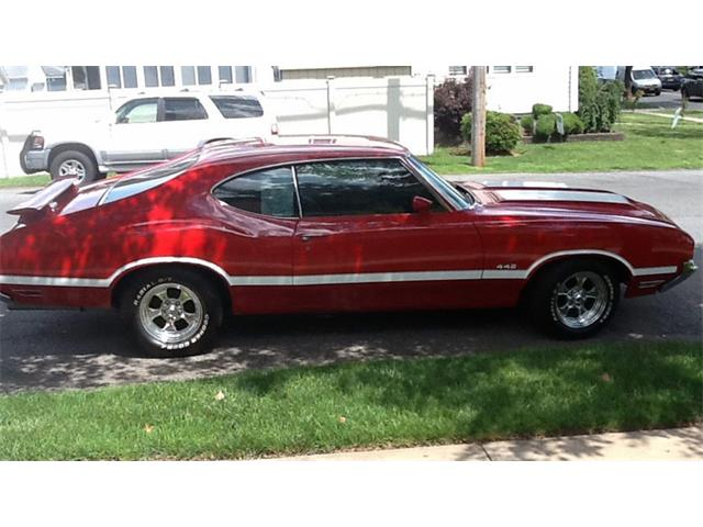 1971 Oldsmobile Cutlass Supreme | 866905