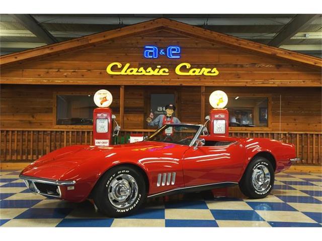 1968 Chevrolet Corvette | 867308