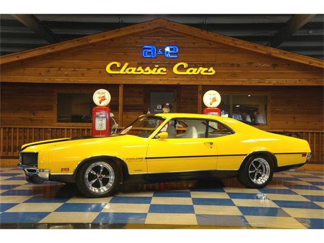 1970 Mercury Cyclone | 867375