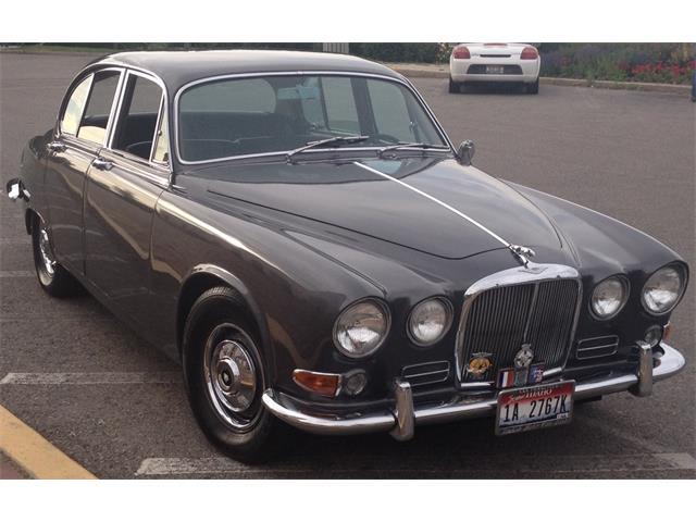 1967 Jaguar 420 | 860742
