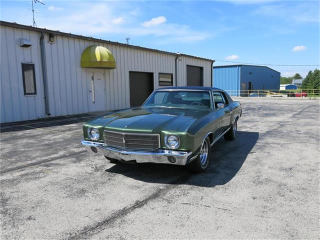 1970 Chevrolet Monte Carlo | 867580