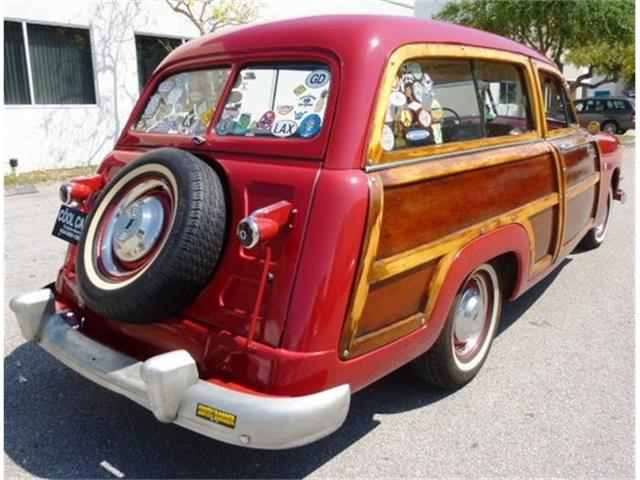 1951 Ford Wagon | 867649
