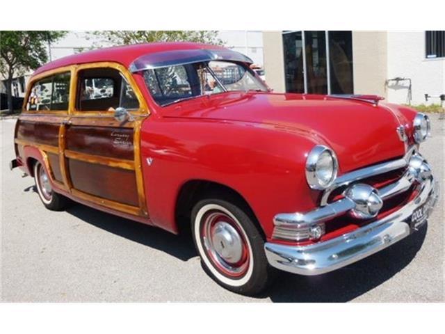 1951 Ford Wagon | 867649