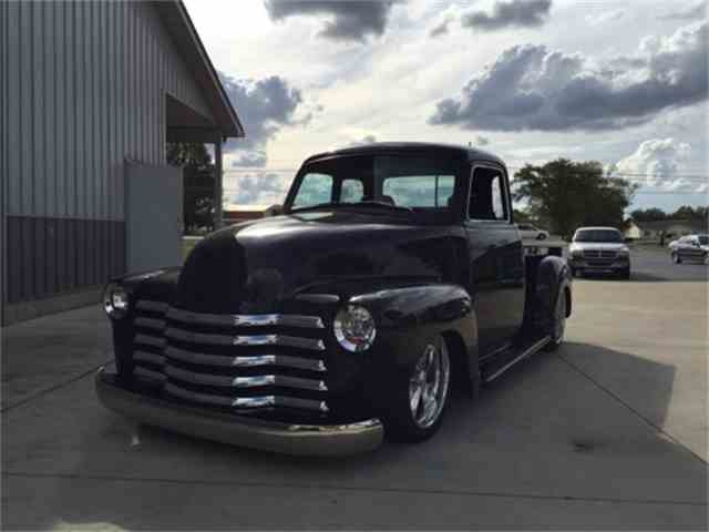 1954 Chevrolet 5-Window Pickup | 867682