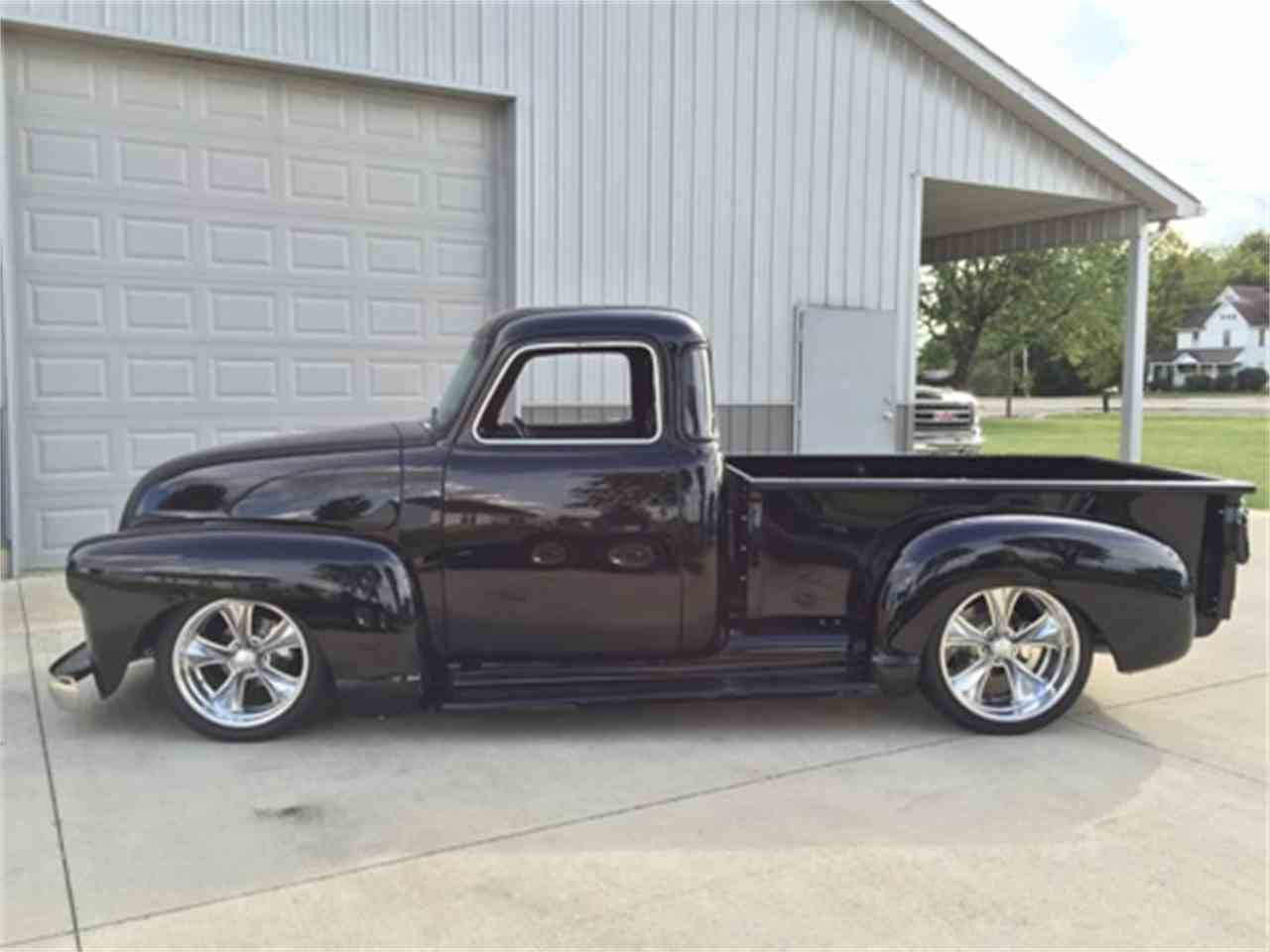 Large Picture of '54 5-Window Pickup - ILIA