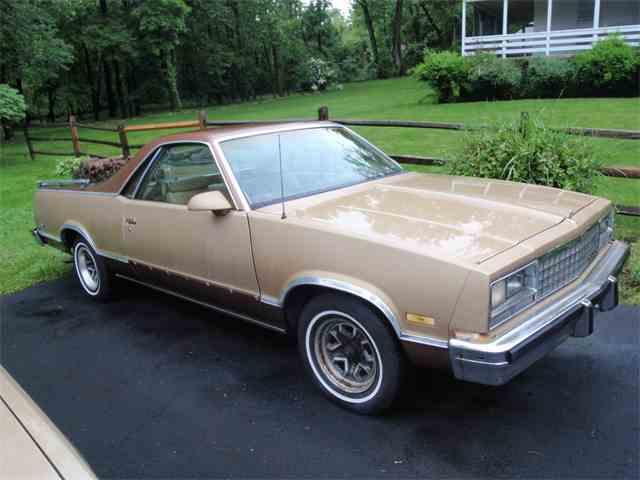 1986 Chevrolet El Camino | 867683