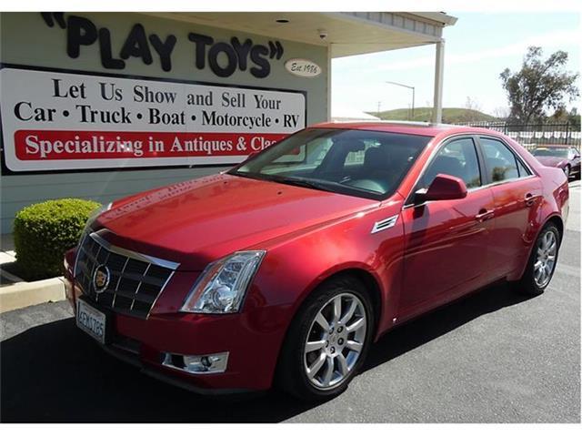2008 Cadillac CTS | 867693