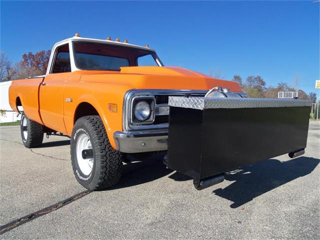 1970 Chevrolet K-30 | 867697