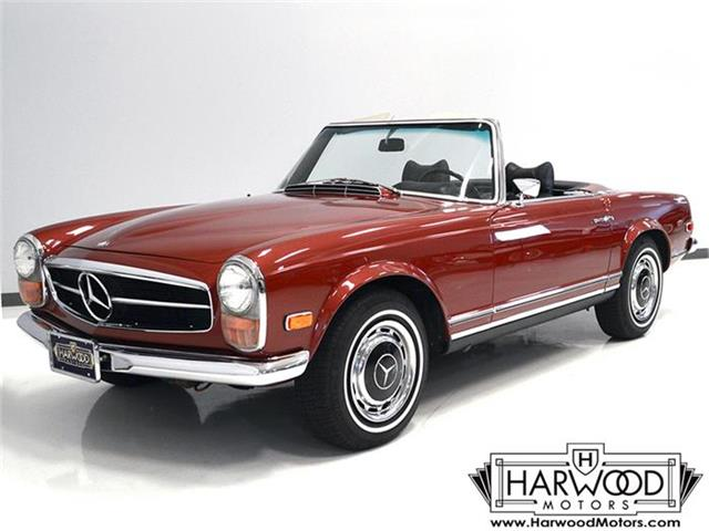 1971 Mercedes-Benz 280SL | 867699