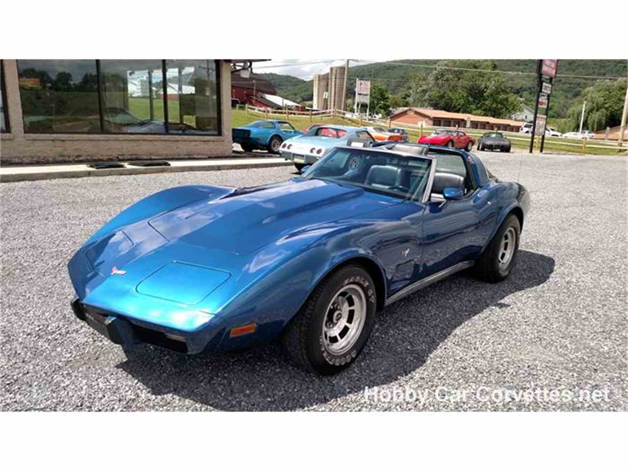 Large Picture of '79 Corvette - ILIV