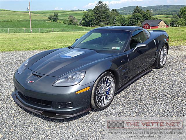 2009 Chevrolet Corvette | 867711