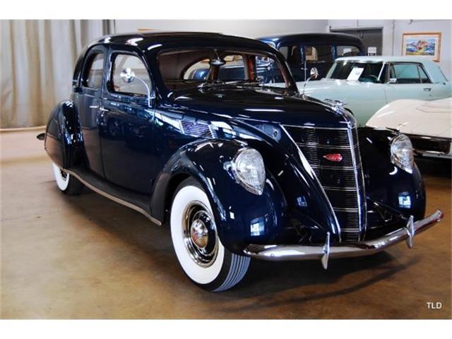 1937 Lincoln Zephyr | 867712