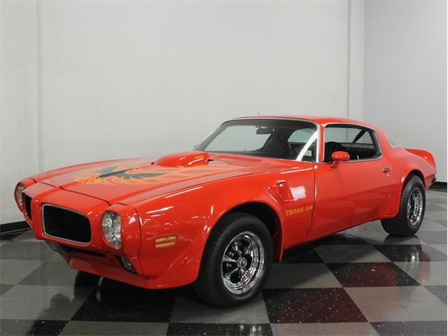 1975 Pontiac Firebird Trans Am | 867715