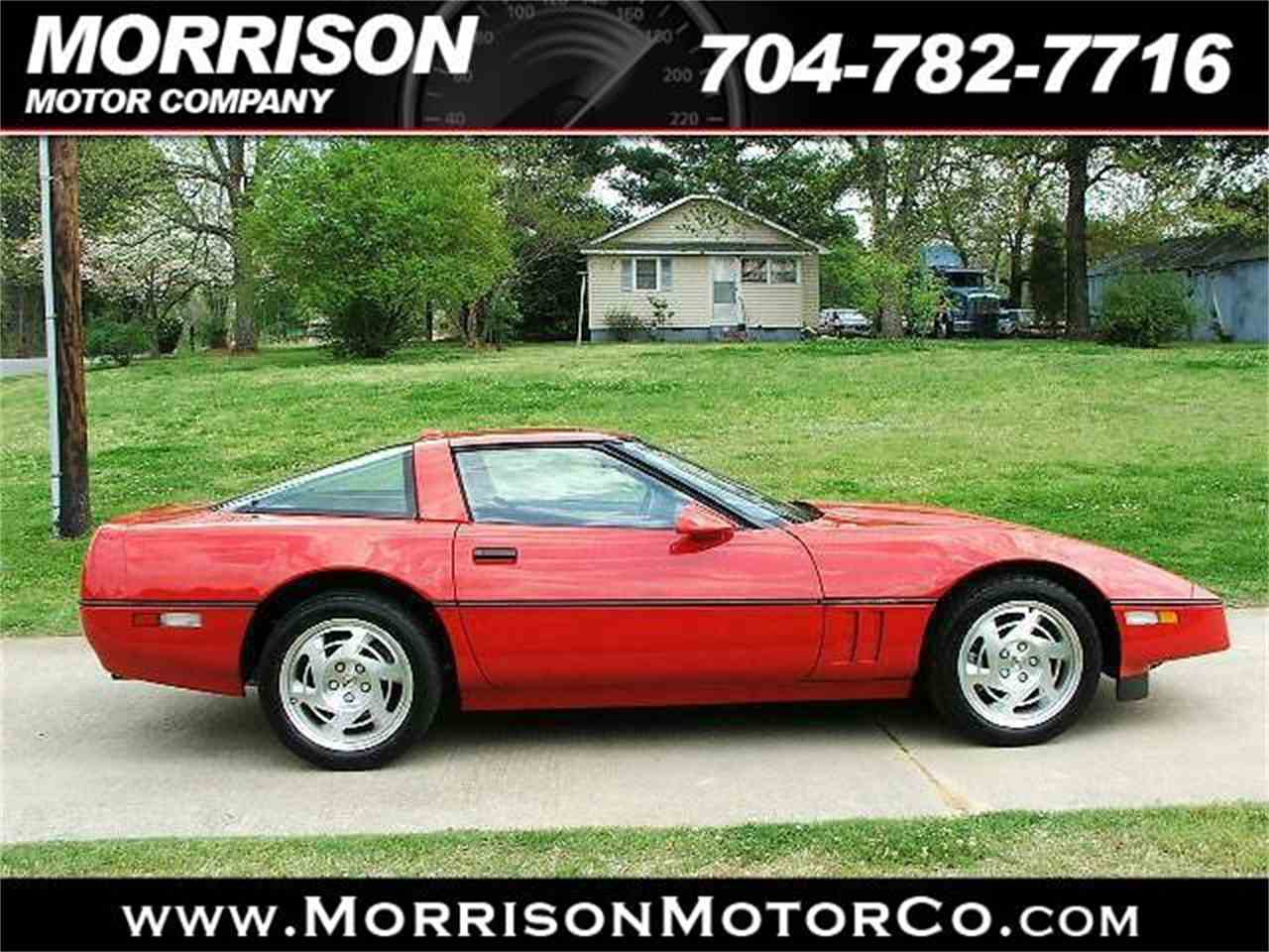 1990 Chevrolet Corvette For Sale Cc 867724