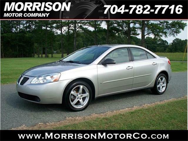 2008 Pontiac G6 | 867734
