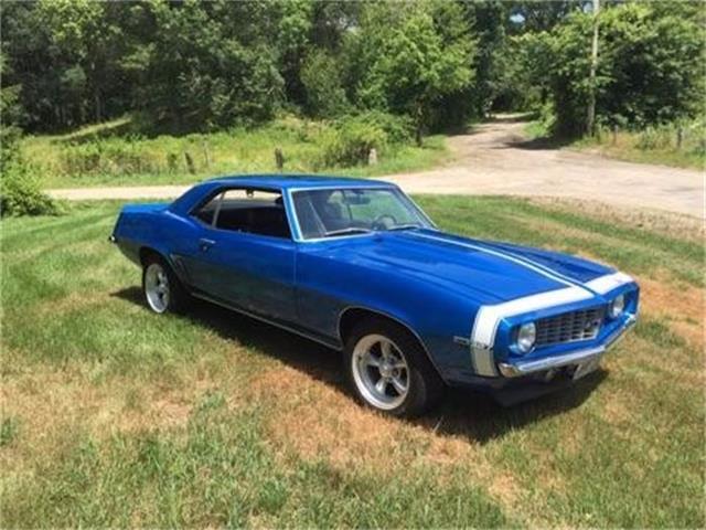 1969 Chevrolet Camaro | 867737
