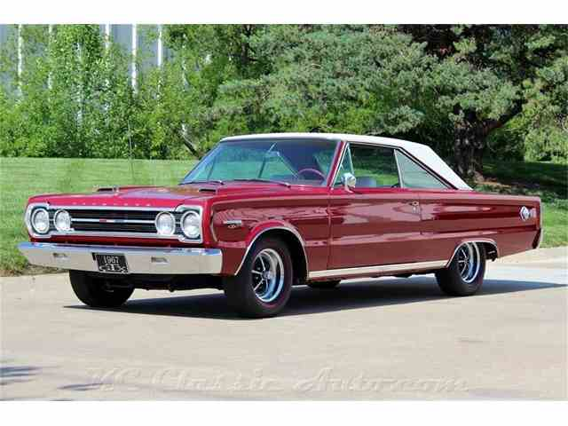 1967 Plymouth GTX 440 Super Commando V8  Automatic AC | 867742