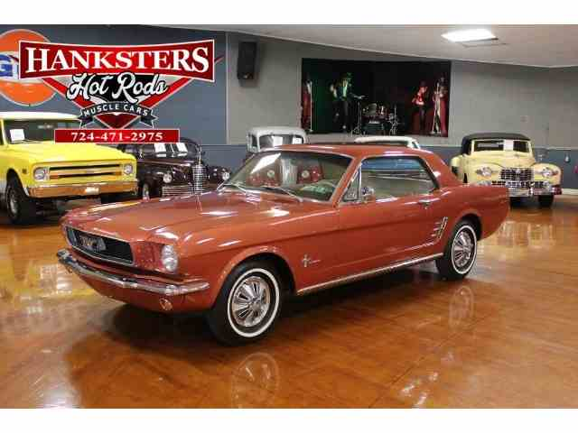 1966 Ford Mustang | 867751