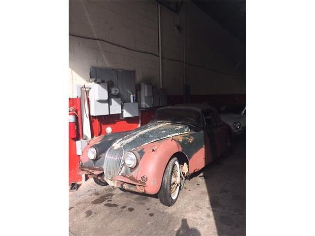 1960 Jaguar XK150 | 867754