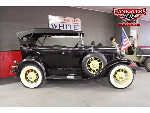1931 Ford Model A | 867755