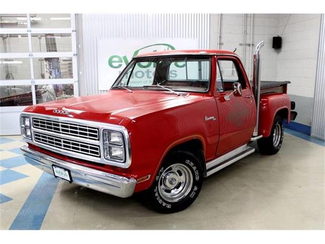 1979 Dodge Pickup | 867758