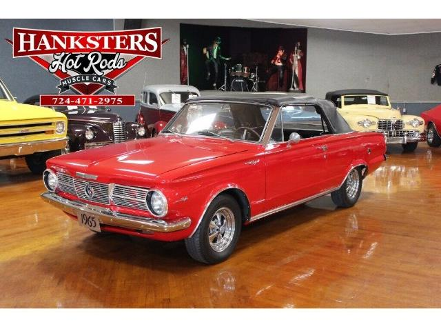 1965 Plymouth Valiant | 867761