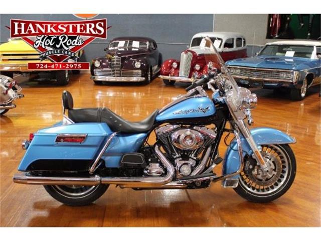 2011 Harley-Davidson Road King | 867768