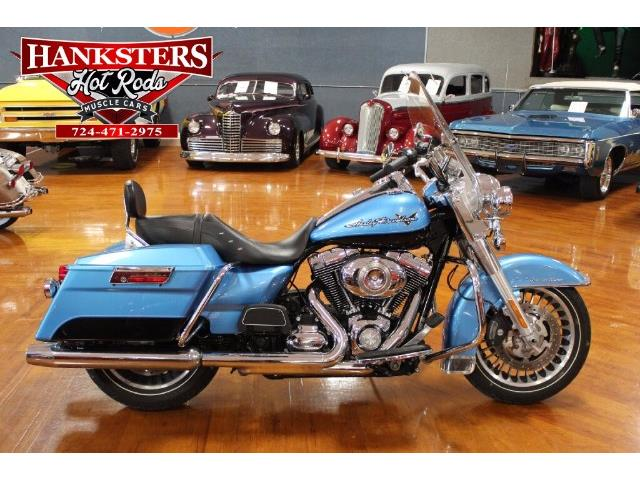 2011 Harley-Davidson Road King | 867768