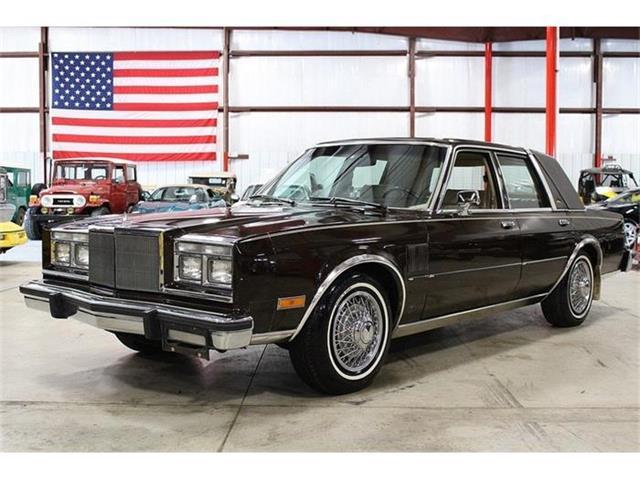 1984 Chrysler New Yorker | 867778