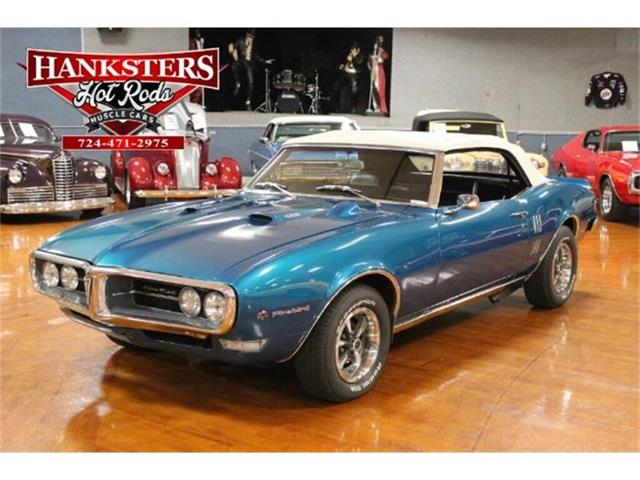 1968 Pontiac Firebird | 867779