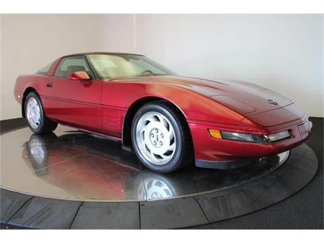 1992 Chevrolet Corvette | 867791