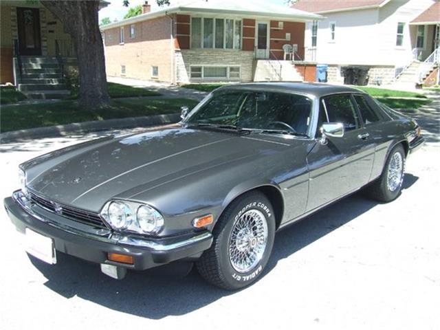 1987 Jaguar XJS | 867800
