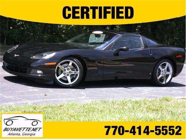 2008 Chevrolet Corvette | 867802