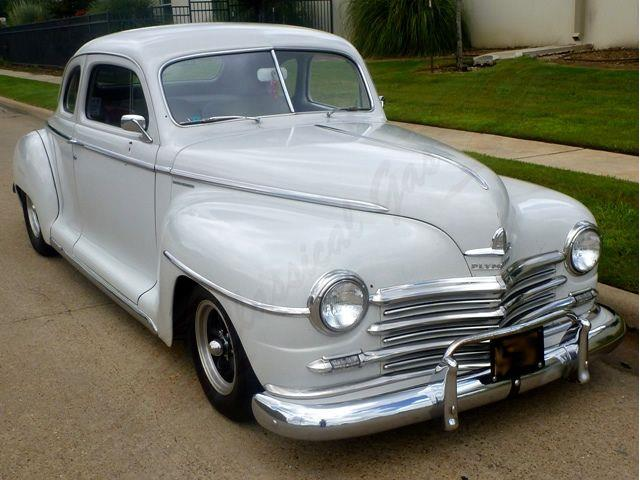 1948 PLYMOUTH SPECIAL DELUXE BUSINESS COUPE | 867825