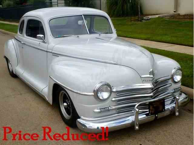 1948 PLYMOUTH BUSINESS COUPE SPECIAL DELUXE | 867825