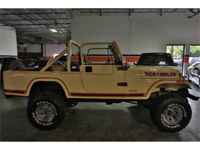 1981 Jeep SCRAMBLER 4WD | 867840