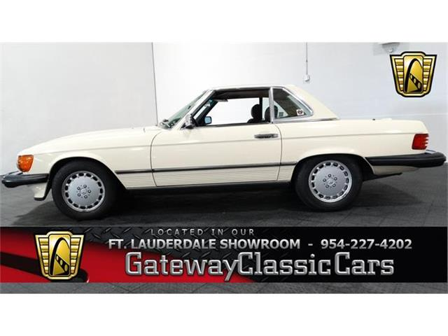 1988 Mercedes-Benz 560SL | 867848