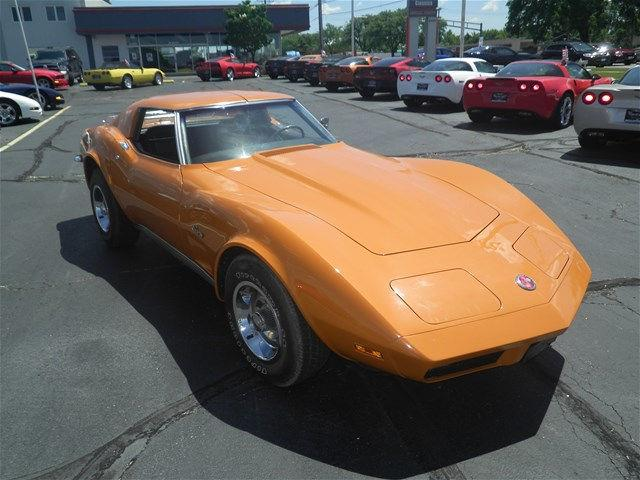 1973 Chevrolet Corvette | 867852