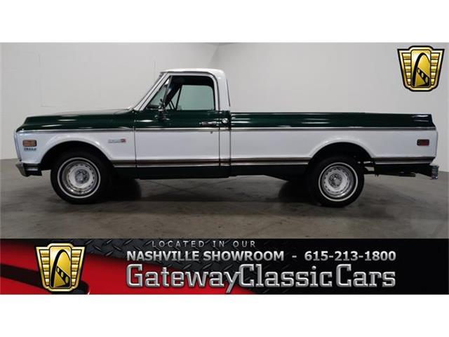 1972 Chevrolet C/K 10 | 867859