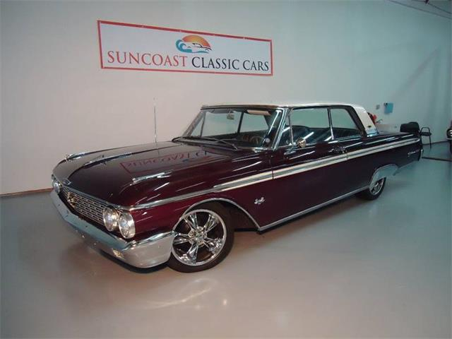 1962 Ford Galaxie 500 | 867870