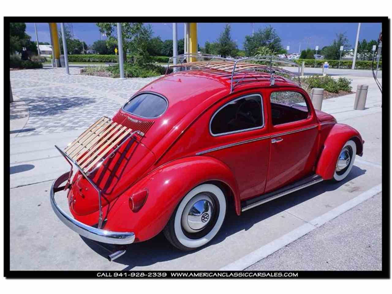1955 Volkswagen Beetle For Sale Classiccars Com Cc 867920
