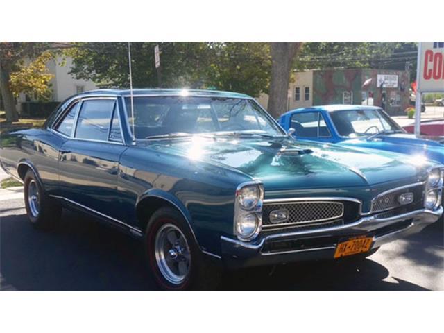 1967 Pontiac GTO | 868074