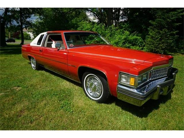 1978 Cadillac Coupe DeVille | 868339