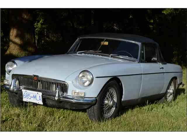 1963 MG MGB | 868527