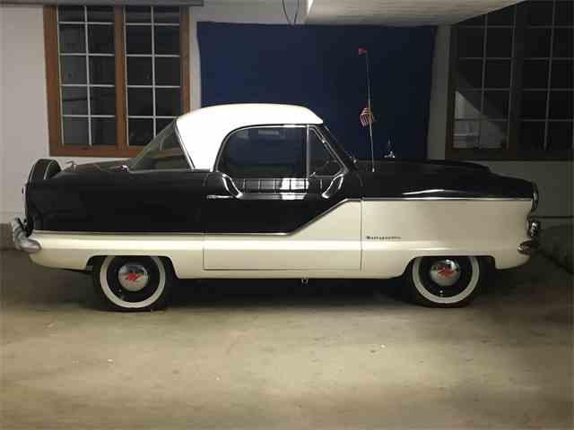 1962 Nash Metropolitan | 868785